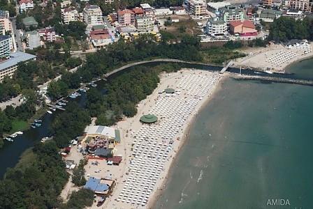 wczasy bułgaria - Plaża południowa