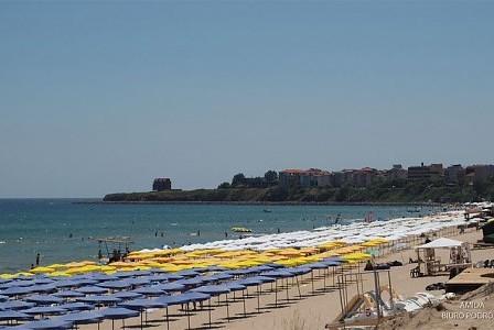 wczasy bułgaria - Plaża północna