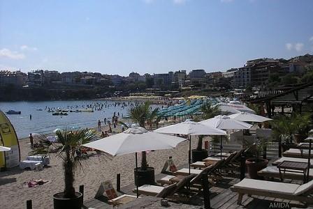 wczasy bułgaria - Sozopol - Plaża