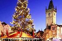 Czechy - Praga - Jarmark Bożonarodzeniowy