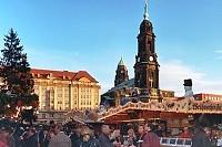 Niemcy - Drezno - Jarmark Bożonarodzeniowy